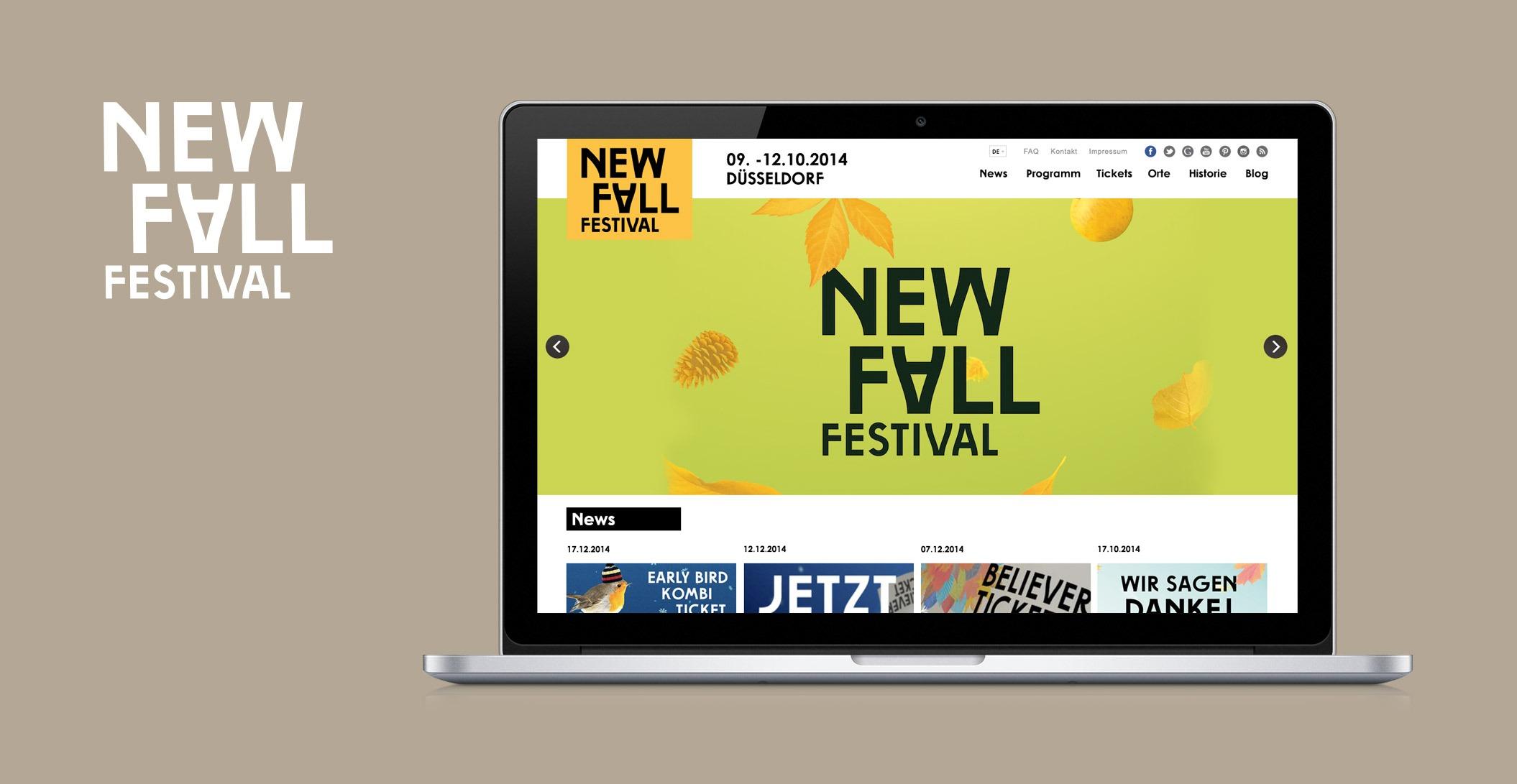 Startseite – New Fall Festival