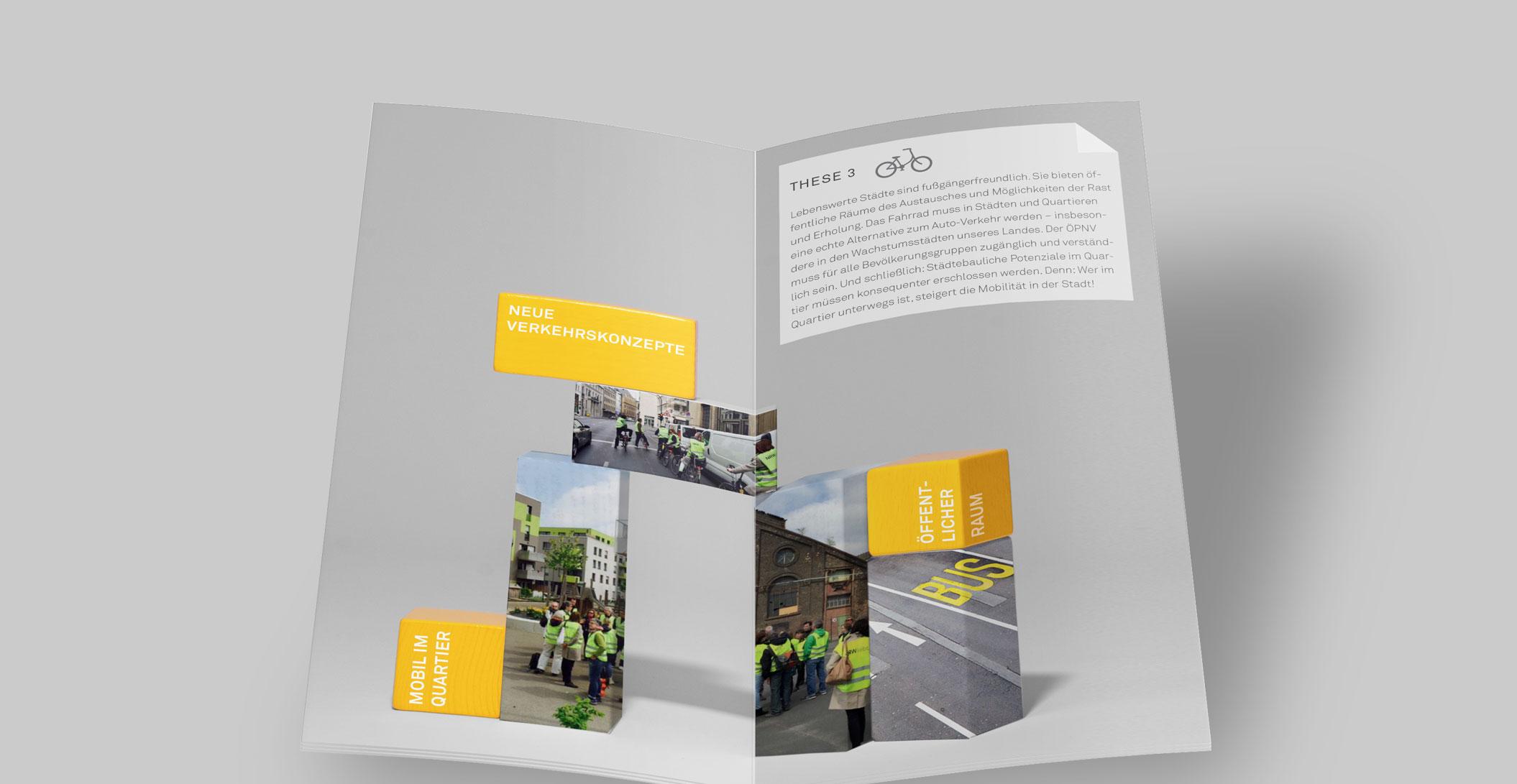 Dokumentation – 42 Seiten - Architektenkammer NRW - NRW lebt.