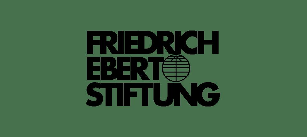 Logo Friedrich-Ebert-Stiftung