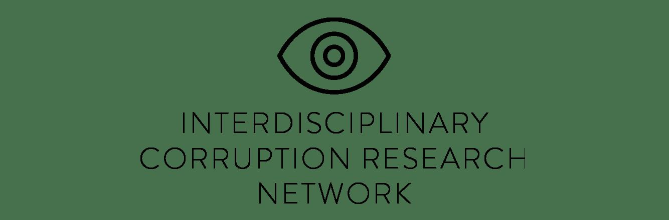 Logo ICRN – Interdisciplinary Corruption Research Network