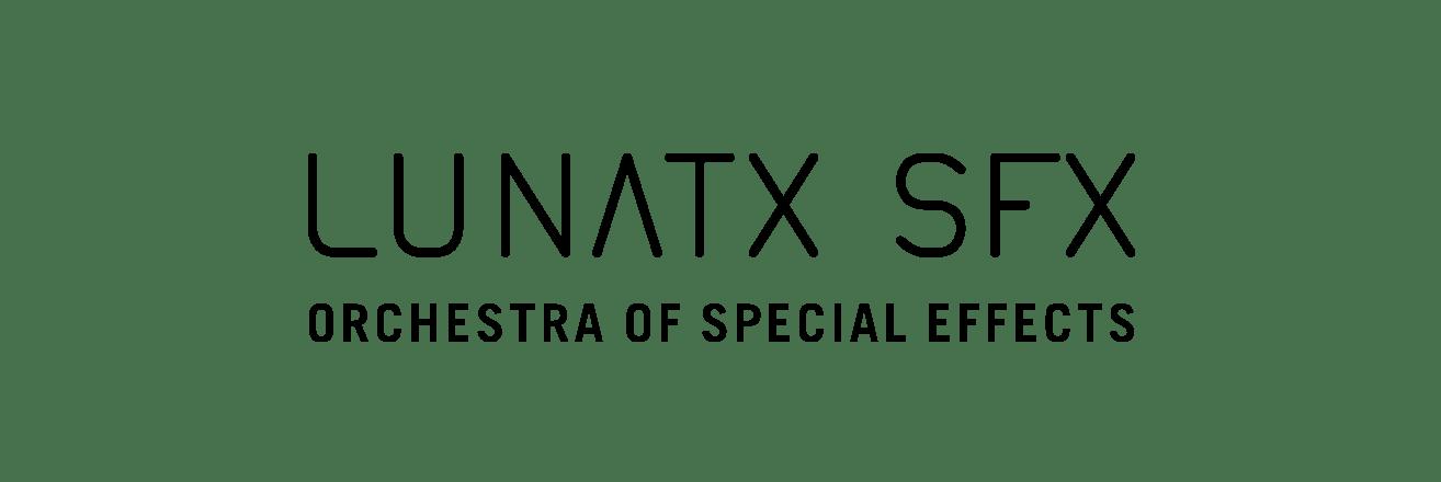 Logo Lunatx Special Effects GmbH