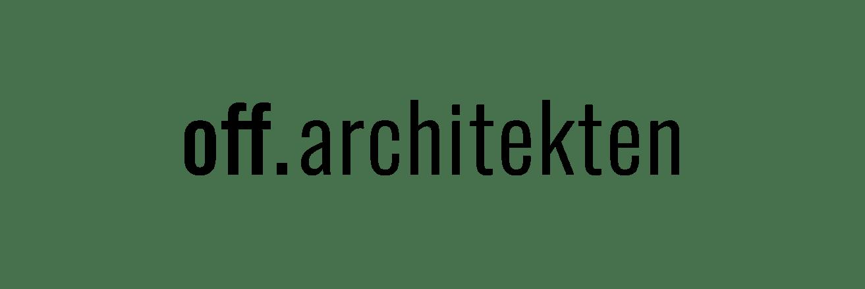 Logo Off.Architekten PartGmbB