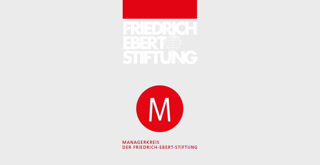 Logo managerkreis der Friedrich-Ebert-Stiftung